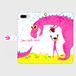 pinksaurus手帳型(大)受注生産¥3900