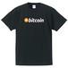016 BTC Bitcoin (ビットコイン)仮想通貨 T-shirts