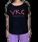 【YKG】ドルマン トップス【ブラック】【新作】イタリアンウェア《W》