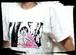 『ふゆの獣』Tシャツ(A)白