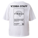 vibeca スタッフTシャツ
