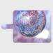 (Android Sサイズ)手帳タイプ:桜の宇宙(KAGAYA)