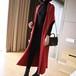 秋カーディガン アウター 冬 コーディガン   襟つきカーディガン 半袖アウター ラグラン袖 グレーカーディガン ロングカーディガン 大きいサイズ 大きいサイズの