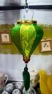 ベトナムランタン・ホイアンランタン・イベント・お祭り・インテリアランプシェード・ホイアンシルク製ミニ提灯(気球型)B