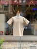ADULT:NEEDLE WORKS【ニードルワークス】Japan T-shirt(SAND/S,Mサイズ)ニコちゃんTシャツ