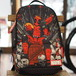 SPRAYGROUND DEADPOOL'S THRONE BACKPACK