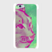 cat 表面のみ印刷スマホケース iPhone6/6s 白