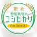 新米・特別栽培米 コシヒカリ 白米27kg〈1週間以内で発送〉