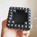 AcQ studs ashtray  (灰皿) ¥3000 (税別)