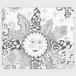 手帳型(帯なし)サイズ(L):kazue.M_001(夏の終わり)