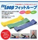Fit Loop Exercise Band(Sセット)