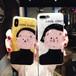 ORIGINAL アイフォン8プラスケース カッコイイ ソフトケース 韓国風 アイフォン7カバー ジャケット 耐衝撃 男女ペア 送料無料