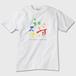 禅語Tシャツ「初心不可忘」 メンズTシャツ カラフル