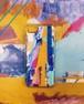 【先行予約 12/6~12/19】I Eye's iPhone case SLIDE iPhone8/7/6s/6対応ケース『abstract II』