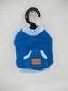 ドッグウエア フリースジャケット CERVINIA REBOOT(BLUE) 15cm