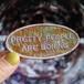 ワッペンアーティストコラボwith Shane Massey/Pretty People are boring:S size/edition 200