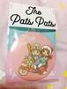 THE PATS PATS バッジ&シールSET①