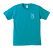 BURITSU LOGO T : Turquoise