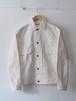 FUJITO Denim Jacket 2 White