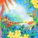 原画 Colorful tropics 1