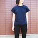 Pullover - Double knit short Dark navy  ykcs-402