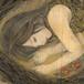 Painting「眠りに寄せて(To sleep)」神話をテーマに描いた作品