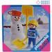プレイモービル スペシャル 4680 子供と雪だるま 未開封