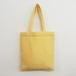黄色ギンガムチェックのトートバッグ