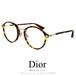 Dior メガネ essence6-scl 眼鏡 アジアンフィット メンズ レディース ユニセックス ディオール Christian Dior クリスチャンディオール ボストン型 ラウンド型 丸眼鏡 丸メガネ