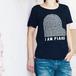 2色展開【Tシャツ】オリジナルデザイン「I AM PIANO」
