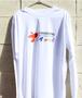 フロッグコレクション長袖Tシャツ(ホワイト)