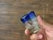 琉球ガラス ぐいのみ 手のひらにすっぽりかわいいグラス 琉球ガラス みんるー商店