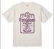 【SOLD OUT】自由のオキテ バニラホワイト Tシャツ