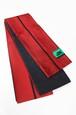JUNKO KOSHINO艶縞小袋帯 レディース ポリエステル100% レッド 半巾帯