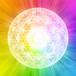 グレート・セントラル・サン FOL レインボウ GCS FOL Rainbow / 25cm × 25cm