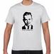 """ジョン・デリンジャー""""Public Enemy No.1"""" アメリカ合衆国 ギャング 歴史人物Tシャツ060"""