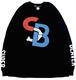 SABBAT13×SUPER BEAVER L/S T【ブラック】
