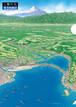 文明開化・横濱俯瞰図 クリアファイル