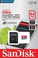 【即納】SanDisk microSDXC 100MB/s 64GB Ultra SD変換アダプター付属 サンディスク SDSQUAR-064G 海外パッケージ品 [並行輸入品]