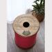 CAT SCRATCH STOOL ---raspberry red---