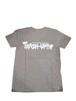 TRASH-UP!! Tシャツ メランジグレー