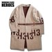 WCH Remake Hungary Blanket Nomad Coat
