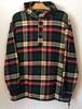 L.L.Bean Hooded Flannel Shirt