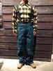 Green Clothing  MOVEMENT Pants  Teal Green Mサイズ