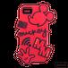 DISNEY/SILICONE iPhoneケース/YY-D003 RD