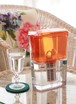 ガイアの水135 ポット型浄水器 オレンジ(ビビアン・クラブウォーター)