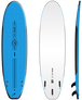 Storm Blade 8ft SSR Performance Surfboard / Azure Blue