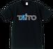 タイトー ロゴ Tシャツ ブラック