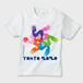 トーキョーエンブレムサンプル キッズTシャツ 白 キッズ70 ガーメントインクジェット印刷