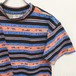 crazy shirts : gecko & border print tee (used)